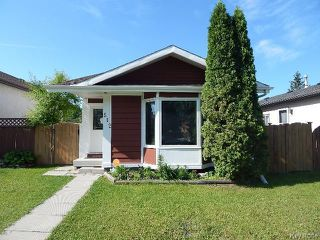 Photo 1: 512 Springfield Road in WINNIPEG: North Kildonan Residential for sale (North East Winnipeg)  : MLS®# 1509585