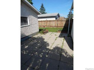 Photo 19: 512 Springfield Road in WINNIPEG: North Kildonan Residential for sale (North East Winnipeg)  : MLS®# 1509585