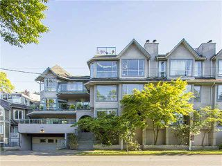 "Photo 19: 304 1166 W 6TH Avenue in Vancouver: Fairview VW Townhouse for sale in ""SEASCAPE VISTA"" (Vancouver West)  : MLS®# V1121820"