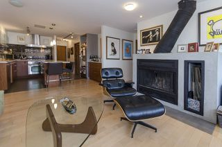 "Photo 6: 101 1512 YEW Street in Vancouver: Kitsilano Condo for sale in ""Beachcomber"" (Vancouver West)  : MLS®# R2025585"