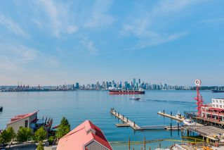 Photo 16: 602 133 E ESPLANADE in North Vancouver: Lower Lonsdale Condo for sale : MLS®# R2054454