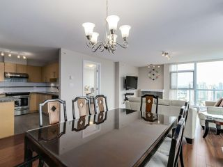 "Photo 5: 2804 2225 HOLDOM Avenue in Burnaby: Central BN Condo for sale in ""LEGACY TOWER 1"" (Burnaby North)  : MLS®# R2071147"