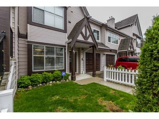 """Main Photo: 42 12099 237TH Street in Maple Ridge: East Central Townhouse for sale in """"GABRIOLA"""" : MLS®# R2073676"""