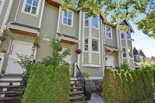 "Photo 1: 1386 E 27TH Avenue in Vancouver: Knight Townhouse for sale in ""VILLA @27"" (Vancouver East)  : MLS®# R2074490"
