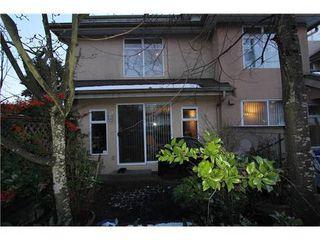 Photo 2: 18 3428 ADANAC Street: Renfrew VE Home for sale ()  : MLS®# V926225