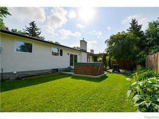Photo 19: 39 Grimston Road in Winnipeg: Fort Richmond Residential for sale (1K)  : MLS®# 1622880