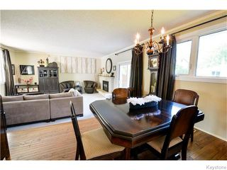 Photo 6: 39 Grimston Road in Winnipeg: Fort Richmond Residential for sale (1K)  : MLS®# 1622880