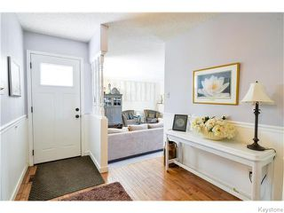 Photo 3: 39 Grimston Road in Winnipeg: Fort Richmond Residential for sale (1K)  : MLS®# 1622880