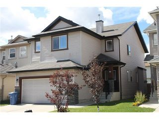 Photo 1: 157 SADDLECREST Crescent NE in Calgary: Saddle Ridge House for sale : MLS®# C4080225