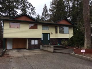 "Photo 1: 4469 202A Street in Langley: Langley City House for sale in ""BROOKSWOOD"" : MLS®# R2134697"