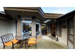 Photo 2: 4641 Lochside Drive in VICTORIA: SE Broadmead Strata Duplex Unit for sale (Saanich East)  : MLS®# 373959