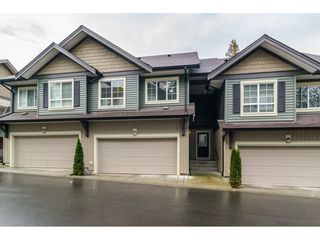 "Photo 1: 70 4967 220 Street in Langley: Murrayville Townhouse for sale in ""WINCHESTER ESTATES"" : MLS®# R2139299"