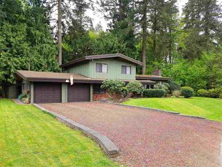 """Photo 1: 20060 41A Avenue in Langley: Brookswood Langley House for sale in """"Brookswood"""" : MLS®# R2165642"""