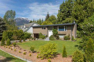 """Photo 1: 40205 KINTYRE Drive in Squamish: Garibaldi Highlands House for sale in """"Garibaldi Highlands"""" : MLS®# R2170328"""