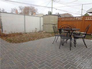 Photo 19: 222 Rutland Street in Winnipeg: St James Residential for sale (5E)  : MLS®# 1728306