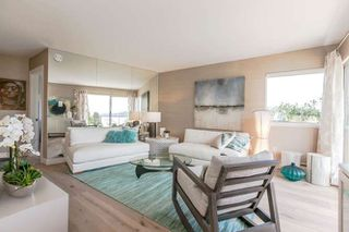 """Photo 1: 702 1930 MARINE Drive in West Vancouver: Ambleside Condo for sale in """"Park Marine"""" : MLS®# R2238256"""