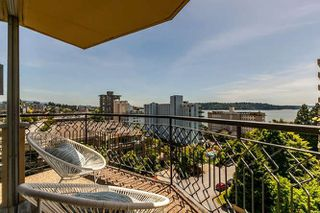 """Photo 2: 702 1930 MARINE Drive in West Vancouver: Ambleside Condo for sale in """"Park Marine"""" : MLS®# R2238256"""