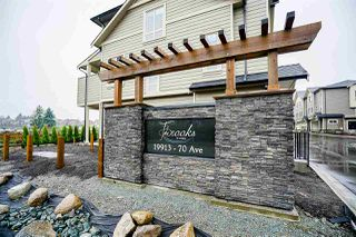 """Photo 20: 10 19913 70 Avenue in Langley: Willoughby Heights Townhouse for sale in """"The Brooks"""" : MLS®# R2241267"""