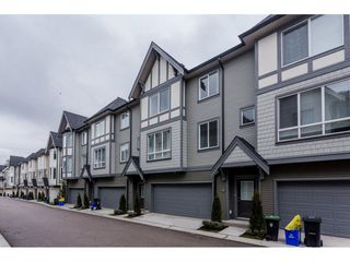 """Photo 1: 61 8138 204 Street in Langley: Willoughby Heights Townhouse for sale in """"ASHBURY AND OAK"""" : MLS®# R2245395"""