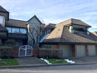 Photo 1: 3980 CREEKSIDE PLACE in Burnaby: Burnaby Hospital Townhouse for sale (Burnaby South)  : MLS®# R2196088