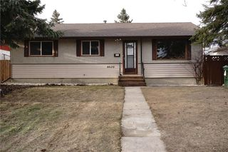 Main Photo: 4620 FORDHAM Crescent SE in Calgary: Forest Heights House for sale : MLS®# C4179618