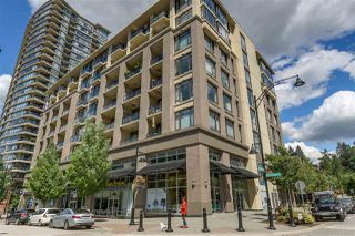 "Photo 1: 702 121 BREW Street in Port Moody: Port Moody Centre Condo for sale in ""Room"" : MLS®# R2278279"