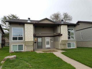 Main Photo: 80 11440 152B Avenue in Edmonton: Zone 27 House Half Duplex for sale : MLS®# E4123133
