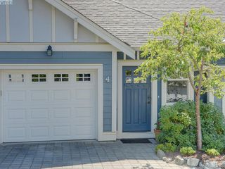 Photo 1: 4 4583 Wilkinson Rd in VICTORIA: SW Royal Oak Row/Townhouse for sale (Saanich West)  : MLS®# 794134