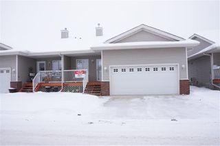 Main Photo: 71 8602 SOUTHFORT Drive: Fort Saskatchewan House Half Duplex for sale : MLS®# E4131920