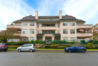 "Main Photo: 307 1618 GRANT Avenue in Port Coquitlam: Glenwood PQ Condo for sale in ""Wedgewood Manor"" : MLS®# R2323800"