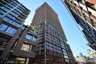 "Main Photo: 2505 128 W CORDOVA Street in Vancouver: Downtown VW Condo for sale in ""WOODWARDS"" (Vancouver West)  : MLS®# R2325113"