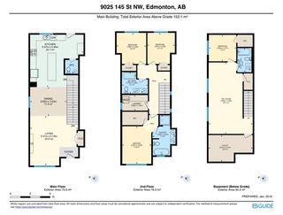 Photo 30: 9025 145 Street in Edmonton: Zone 10 House for sale : MLS®# E4141273