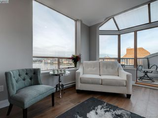 Photo 3: 803 636 MONTREAL St in VICTORIA: Vi James Bay Condo for sale (Victoria)  : MLS®# 806722