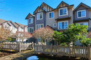 Main Photo: 8 3379 MORREY Court in Burnaby: Sullivan Heights Townhouse for sale (Burnaby North)  : MLS®# R2346416