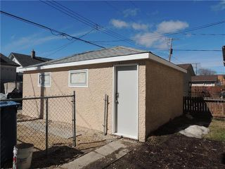 Photo 11: 934 Burrows Avenue in Winnipeg: Residential for sale (4B)  : MLS®# 1905588