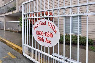 """Photo 2: 319 11816 88 Avenue in Delta: Annieville Condo for sale in """"SUN GOD VILLA"""" (N. Delta)  : MLS®# R2350836"""