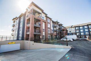 Photo 27: 222 5504 Schonsee Drive in Edmonton: Zone 28 Condo for sale : MLS®# E4150017