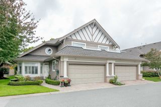 "Main Photo: 36 5531 CORNWALL Drive in Richmond: Terra Nova Townhouse for sale in ""QUILCHENA GREEN"" : MLS®# R2355968"