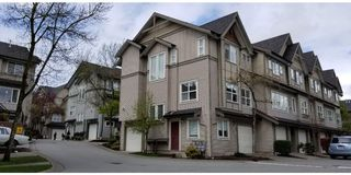 "Photo 1: 59 8737 161 Street in Surrey: Fleetwood Tynehead Townhouse for sale in ""Boardwalk"" : MLS®# R2361991"
