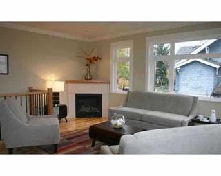 Photo 3: 233 W 11TH AV in Vancouver: Mount Pleasant VW Townhouse for sale (Vancouver West)  : MLS®# V556436