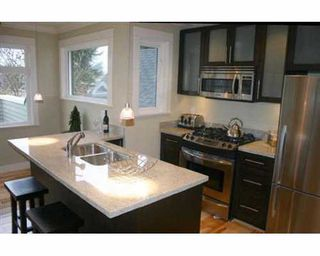 Photo 6: 233 W 11TH AV in Vancouver: Mount Pleasant VW Townhouse for sale (Vancouver West)  : MLS®# V556436