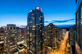 "Main Photo: 1201 1288 W GEORGIA Street in Vancouver: West End VW Condo for sale in ""Residence on Georgia"" (Vancouver West)  : MLS®# R2370787"
