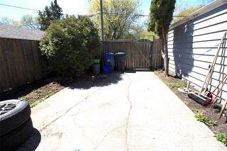 Photo 20: 260 Helmsdale Avenue in Winnipeg: East Kildonan Residential for sale (3D)  : MLS®# 1912944
