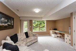 Photo 20: 22 4300 Stoneywood Lane in VICTORIA: SE Broadmead Row/Townhouse for sale (Saanich East)  : MLS®# 816982