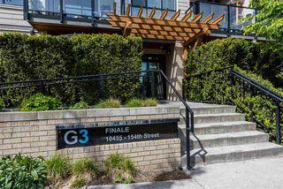 "Photo 3: 405 10455 154 Street in Surrey: Guildford Condo for sale in ""G3 RESIDNCES"" (North Surrey)  : MLS®# R2379494"