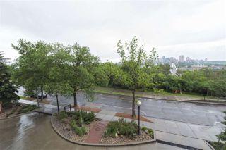 Photo 19: 303 10649 SASKATCHEWAN Drive in Edmonton: Zone 15 Condo for sale : MLS®# E4162727