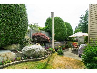 """Photo 20: 14 2533 152 Street in Surrey: Sunnyside Park Surrey Townhouse for sale in """"Bishops Green"""" (South Surrey White Rock)  : MLS®# R2382286"""