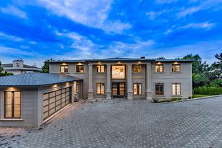 Photo 2: 1407 CHARTWELL Drive in West Vancouver: Chartwell House for sale : MLS®# R2386967