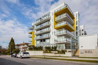 Main Photo: 503 809 FOURTH AVENUE in New Westminster: Uptown NW Condo for sale : MLS®# R2370878