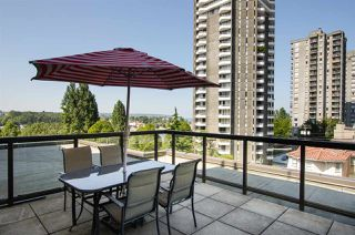 """Photo 17: 502 1080 PACIFIC Street in Vancouver: West End VW Condo for sale in """"THE CALIFORNIAN"""" (Vancouver West)  : MLS®# R2396040"""